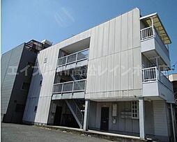香川県高松市花園町2丁目の賃貸マンションの外観