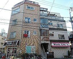 大和田ビル[3階]の外観