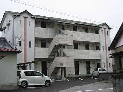 外観,ワンルーム,面積25.3m2,賃料3.6万円,,,高知県高知市東石立町