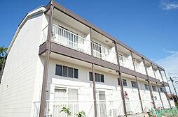 福岡県福岡市東区奈多2丁目の賃貸アパートの外観