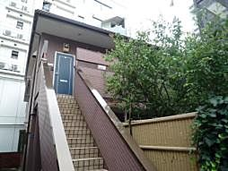 神奈川県川崎市高津区溝口3丁目の賃貸アパートの外観