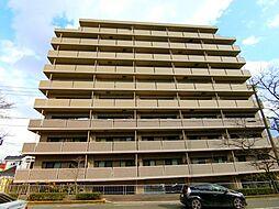 ダイアパレス富田林[8階]の外観