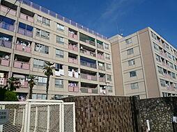 京王多摩川コーポラス[305号室]の外観