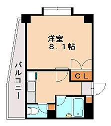 ハイトレジュリー I[2階]の間取り