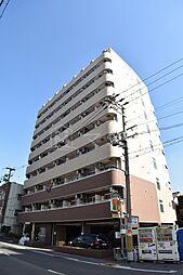ドミール桜川II[3階]の外観