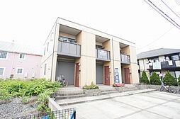 [テラスハウス] 神奈川県厚木市林1丁目 の賃貸【/】の外観
