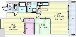 JR難波駅 13.8万円