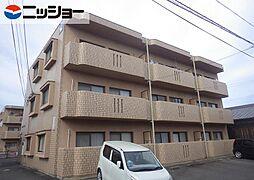 アビタシオン津B棟[2階]の外観