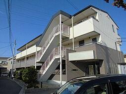 ロイヤルメゾン北花田[3階]の外観