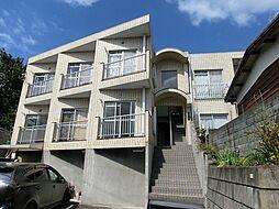 パークマンション[1階]の外観