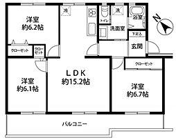 滝山団地第二住宅3-1-2号棟
