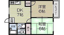 信太山駅 3.2万円
