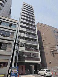 プライムアーバン御堂筋本町[8階]の外観