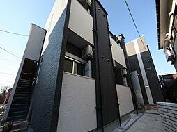 愛知県名古屋市中村区五反城町4丁目の賃貸アパートの外観
