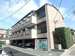 大阪府堺市堺区中三国ヶ丘町1丁の賃貸マンションの外観