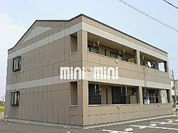 三重県四日市市内堀町の賃貸マンションの外観