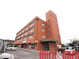 福岡県糸島市前原西1丁目の賃貸マンションの外観