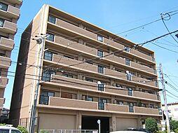 京都府城陽市寺田林ノ口の賃貸マンションの外観