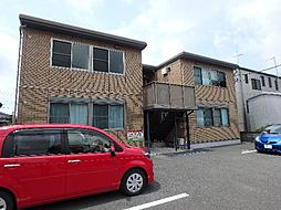 静岡県富士市大淵の賃貸アパートの外観