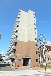 新潟県新潟市中央区礎町通2ノ町の賃貸マンションの外観