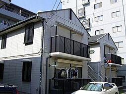コートビレッジA・B[B101号室]の外観