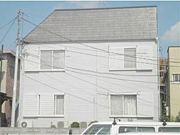 岩波ハイツ[1階]の外観