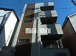 shiva apartment[2階]の外観