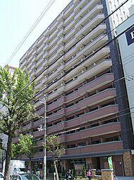 大阪府大阪市中央区島町1丁目の賃貸マンションの外観