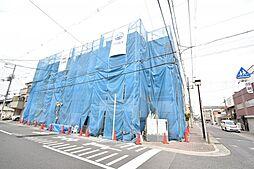 JR関西本線 東部市場前駅 徒歩7分の賃貸アパート