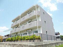 三重県伊勢市黒瀬町の賃貸マンションの外観