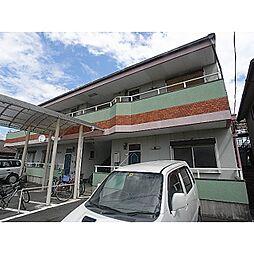 奈良県大和高田市有井の賃貸マンションの外観