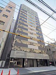 ノーブルコート堺筋本町[12階]の外観