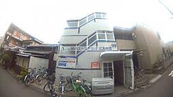 大阪府東大阪市近江堂1丁目の賃貸マンションの外観