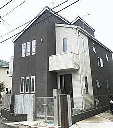 [一戸建] 神奈川県海老名市国分北1丁目 の賃貸【/】の外観