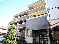 東京都武蔵野市境5丁目の賃貸マンションの外観