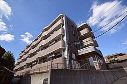 アビタシオン花の樹[1階]の外観