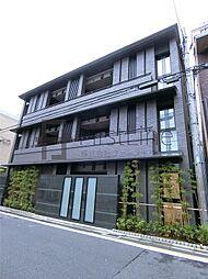 プレージア京都聖護院ノ邸[305号室]の外観