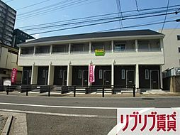 千葉県千葉市中央区本町3丁目の賃貸アパートの外観