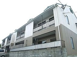 ローズコーポII[2階]の外観