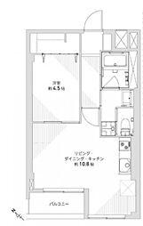 大倉山第二コーポラスD棟