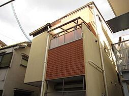 NMヴァンセット[1階]の外観