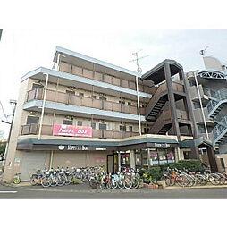 シティベール松山[3階]の外観