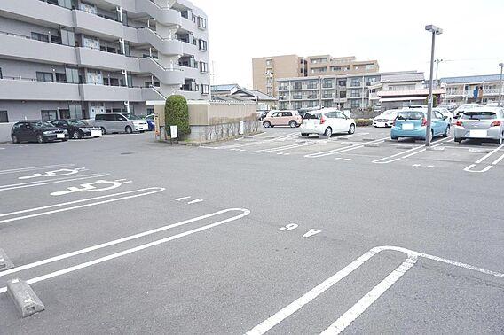 駐車場です。詳...