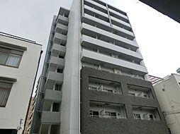 ラムール南堀江[8階]の外観