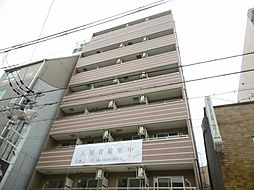 ルミエール駒川[4階]の外観