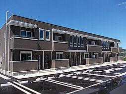 サンリットヒルII[1階]の外観