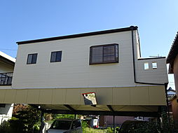 岸田コーポII[2階]の外観