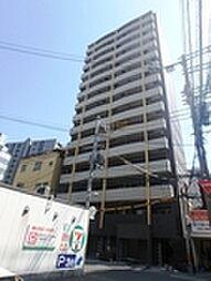 ブリリアント大阪西[8階]の外観