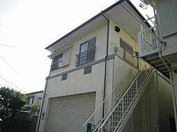 濱野アパート[201号室]の外観