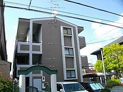 グランディール清華[2階]の外観